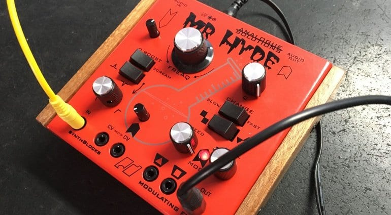 Analogue Solutions Mr. Hyde