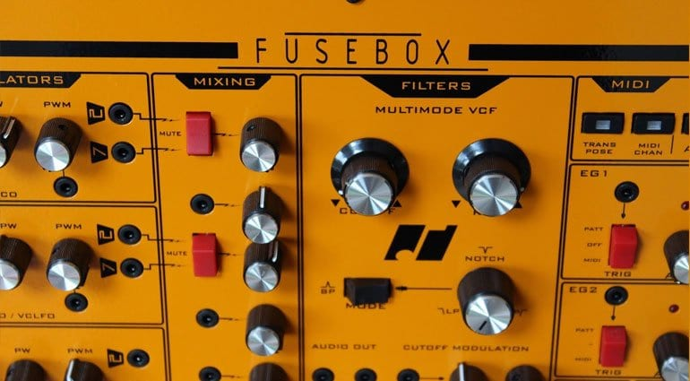 Analogue Solutions Fusebox interval filter