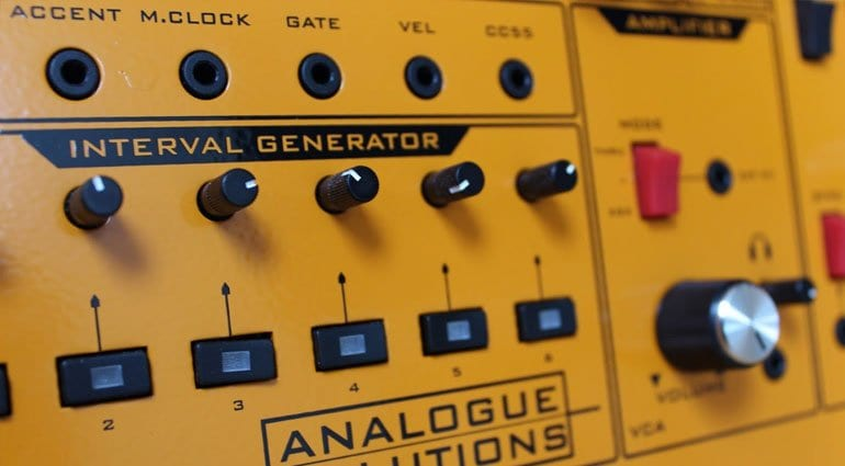 Analogue Solutions Fusebox interval generator
