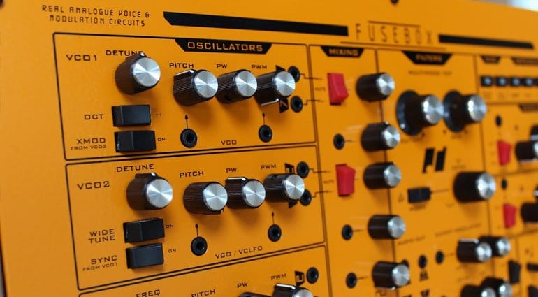 Analogue Solutions Fusebox interval oscillators