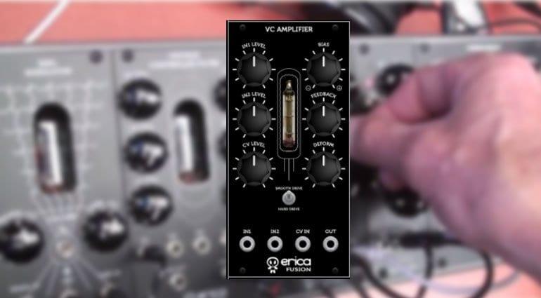 Erica Synths Fusion VCA v2