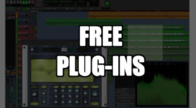 Free Plugins header