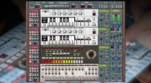Propellerhead Rebirth RB-338