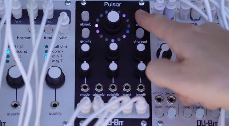 Qu-Bit Pulsar