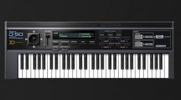 Roland D-50 plug-in