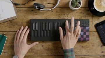 ROLI Seaboard Block with Lightpad Block