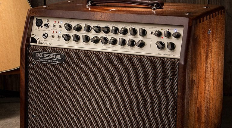 MESA Boogie Rosette acoustic amplifier