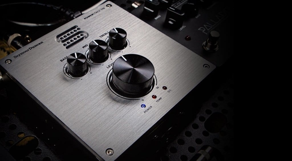 New Guitar Power Amp In A Pedal