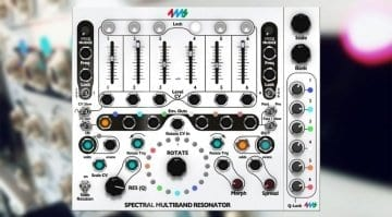 Softube Modular 4MS Spectral Multiband Resonator