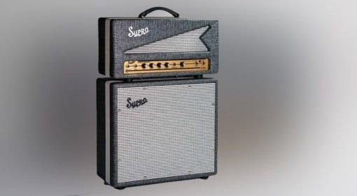 Supro 1695TH Black Magick Amplifier