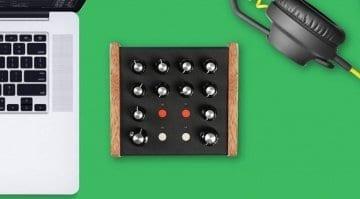 Tinami customizable MIDI controller