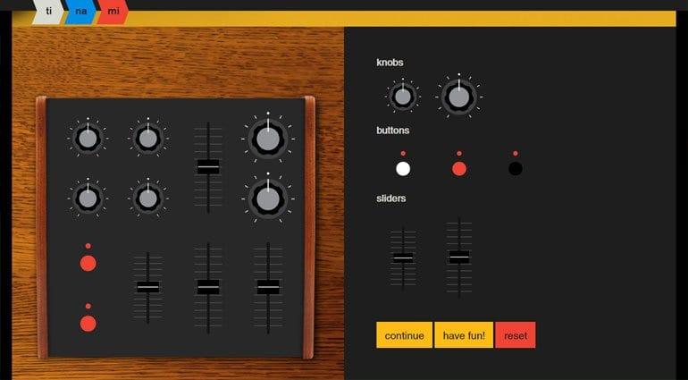Tinami design app