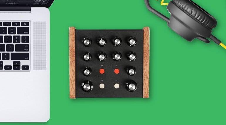 Tinami customizable MIDI controller