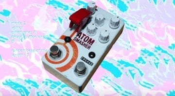 Atom Smasher digital delay