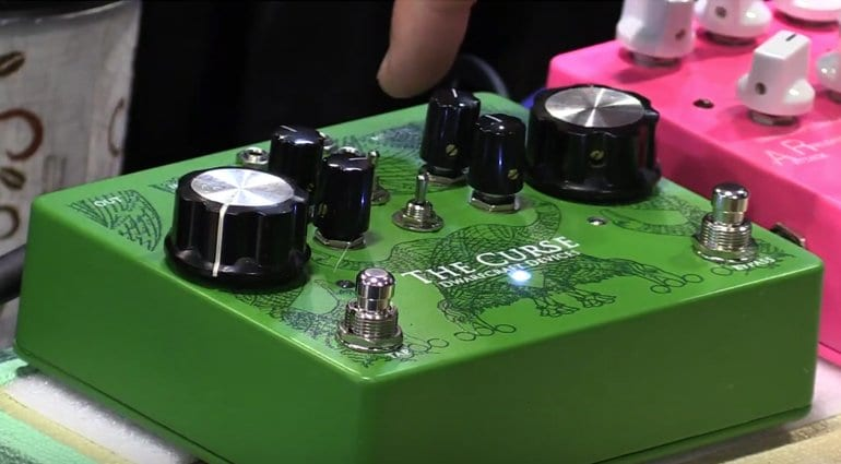 Dwarfcraft Devices The Curse delay pedal