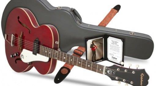 Epiphone James Bay '1966' Century signature guitar