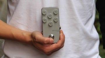 Hotone XStomp mini pedal