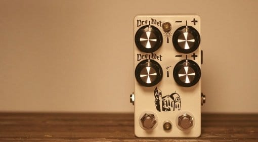 Hungry Robot Pedals - The Monastery octave generator