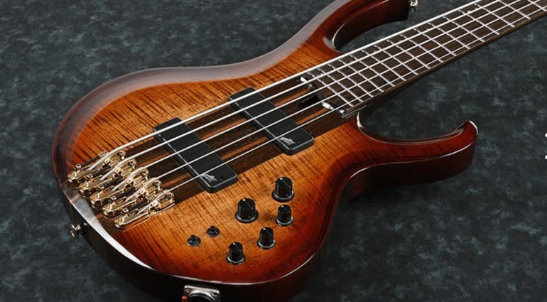 Ibanez BTB Bass And Premium Series Get A Cool Boost For Summer