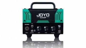 Joyo Bantamp Jackman A Tiny New Valve Amp Head With