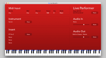 Live Performer AU Plug-in Host for Mac featured