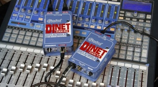 Radial-DiNET-RX-TX DI boxes