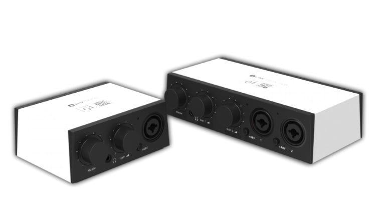 The Bandlab Link Digital and Digital duo interfaces
