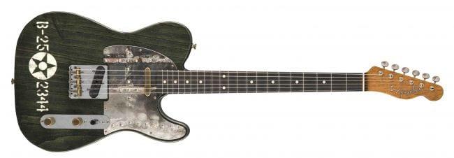 Fender's Custom Shop Pacific Battle Tele