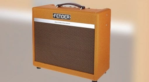 Fender BassBreaker 15 Tweed limited run amp