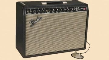 Fender hand-wired Custom Deluxe Reverb '64