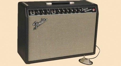 Fender hand-wired Custom Deluxe Reverb '64