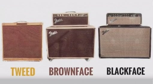 Classic Fender Bassman comparison