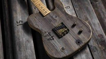 Fender Custom Shop Front Row Legend Esquire