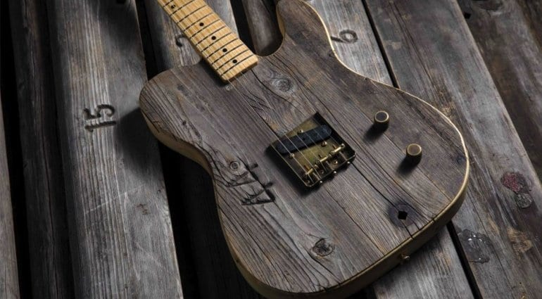 Fender Custom Shop Front Row Legend Esquire