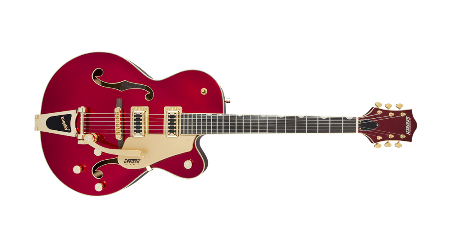 G5420TG Limited Edition Electromatic Single-Cut Hollow Body with Bigsby Gold Hardware