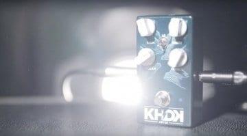 KHDK Abyss Bass Overdrive pedal