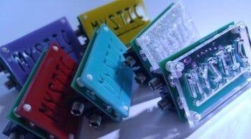 Mystic Circuits 0HP logic modules