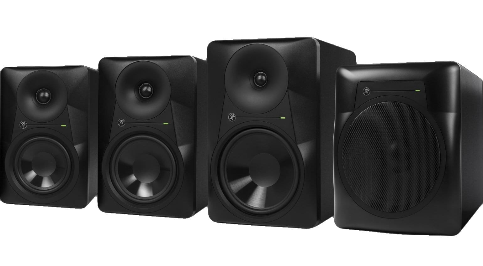 mackie refreshes mr studio monitors with 39 acoustic space control 39. Black Bedroom Furniture Sets. Home Design Ideas