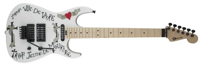 Charvel Warren DeMartini Frenchie