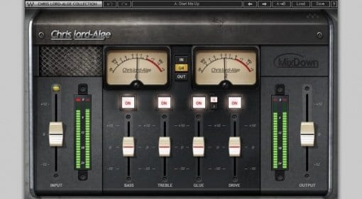 Waves CLA MixDown featured