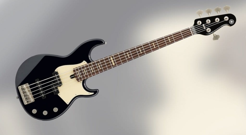 Summer namm 2017 yamaha celebrates 40 years of its bb for Yamaha bb bass