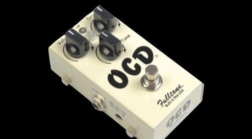 Fulltone OCD V2 overdrive pedal