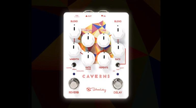 Keeley Caverns V2 Analogue style delay