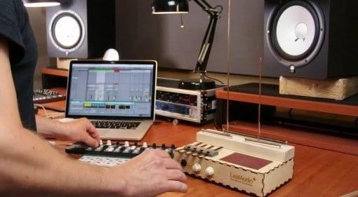 Leaf Audio Microphonic Soundbox
