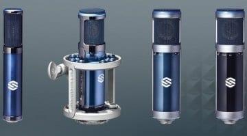 Sterling Audio microphones