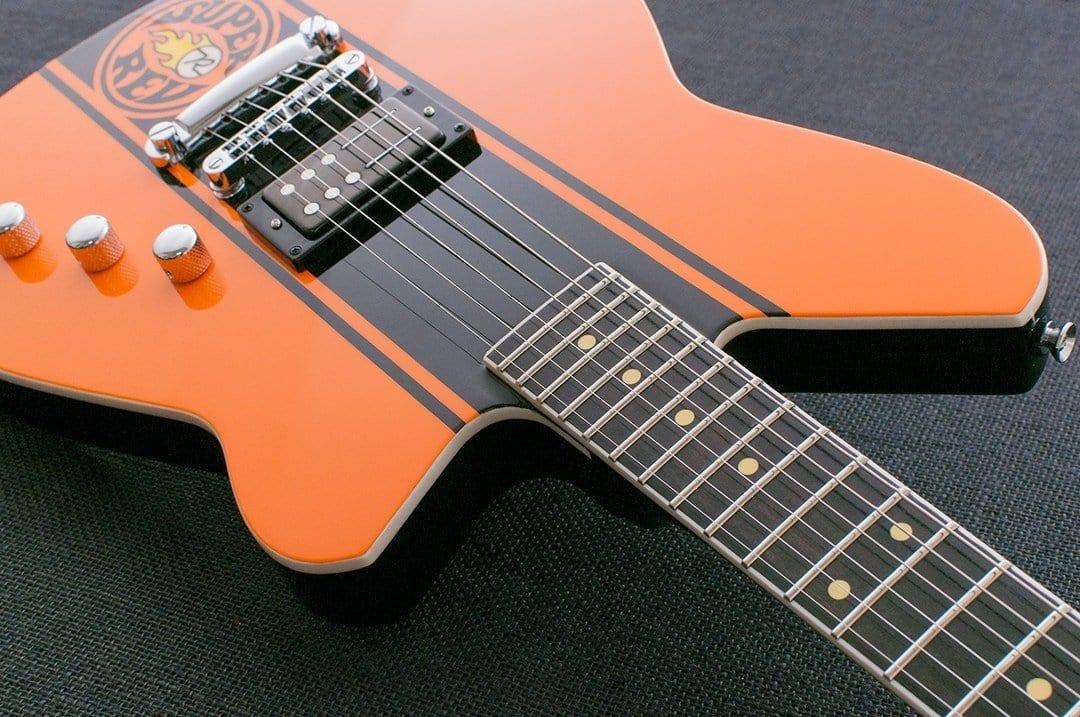 SuperRev Orange