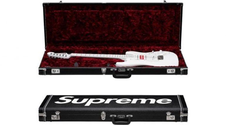 Supreme Strat and matching hard case