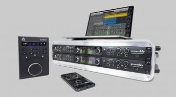 Apogee Ensemble updated with logic pro x monitoring