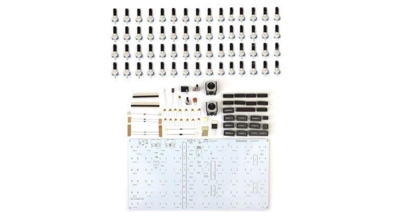 Bastl 60Knobs MIDI controller kit