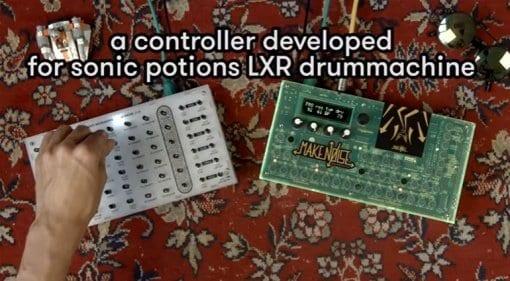 Bastl 60Knobs MIDI controller